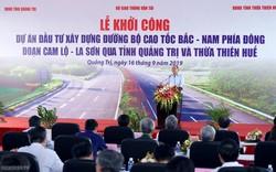 Thủ tướng phát lệnh khởi công tuyến đầu tiên của cao tốc Bắc-Nam phía Đông: