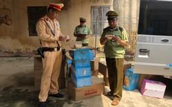 16.000 chiếc bánh dăm bông nhập lậu từ Trung Quốc đang trên đường