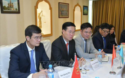 Ông Võ Văn Thưởng thăm và làm việc tại Kazakhstan
