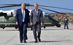 Leo thang với Iran, Afghanistan là thử thách nóng cho nhân vật thay thế John Bolton