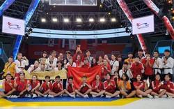 Taekwondo Việt Nam vượt qua chủ nhà Hàn Quốc giành HCV Đại hội Võ thuật thế giới Chungju 2019