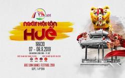 Khai mạc Ngày hội Lân Huế 2019
