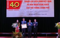 Bộ trưởng Nguyễn Ngọc Thiện: 40 năm qua, Viện phim Việt Nam đã làm tròn sứ mệnh lưu trữ, bảo quản, nghiên cứu và phổ biến tư liệu điện ảnh
