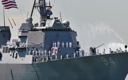 Bất ngờ triển khai tên lửa Tomahawk ngoài bờ biển Arab Saudi, Mỹ ám chỉ gì?