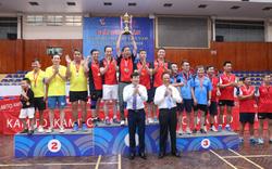 Bế mạc Giải Bóng bàn Cup Hội Nhà báo Việt Nam lần thứ XIII năm 2019