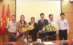 Bộ Tài nguyên và Môi trường bổ nhiệm 2 Phó Tổng Cục trưởng Quản lý đất đai