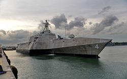 Trung Quốc bắt tín hiệu gì từ siết tay quân sự Mỹ - Singapore
