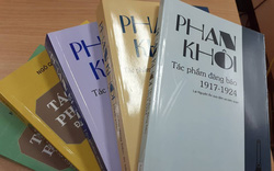 Nhìn lại quá trình sưu tầm và tái công bố tác phẩm của Phan Khôi