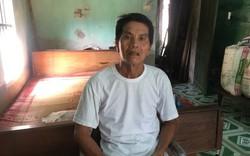 Người cựu binh già gần 10 năm phải đi ở nhờ vì mảnh đất của mình bị vợ chồng em gái chiếm mất