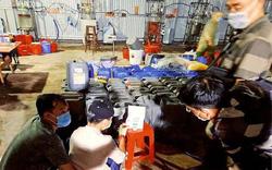 """Phá đường dây sản xuất ma túy do người Trung Quốc đứng đầu ở Kon Tum (Bài 2): Giây phút """"cân não"""" trước giờ thu """"mẻ lưới"""" lớn"""