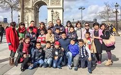 30% người Việt chưa từng đi du lịch nước ngoài