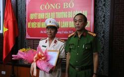 Bộ trưởng Công an điều động, bổ nhiệm nhân sự ở Công an TP.Đà Nẵng