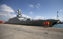 Củng cố hải quân tại Tartus, Syria: