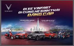 Kỷ niệm 1 năm ra mắt dòng xe Lux, VinFast công bố chương trình đặc biệt tri ân khách hàng