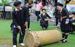 Đặc sắc lễ hội múa trống của người Giáy tại