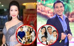 Chỉ một câu nói từ Á hậu Trịnh Kim Chi, Quyền Linh gật đầu chia tay sau 9 năm bên nhau