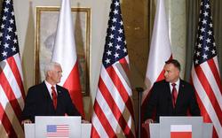 Xoa dịu Ba Lan, Ukraine, cấp phó của TT Trump bất ngờ