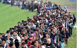 Cuộc di cư toàn cầu lớn nhất từ sau Chiến tranh thế giới II