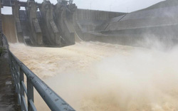 Huế có thể mưa đến 400mm, Thủy điện A Lưới được lệnh điều tiết nước sang Lào