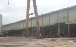 Hai nhà máy thép thiệt hại nặng sau khi bị dừng hoạt động