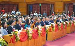 Trước sự chứng kiến của Thủ tướng, Lạng Sơn công bố danh mục 37 dự án thu hút đầu tư lớn nhất từ trước tới nay