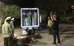 Chặn đứng ba tấn nầm lợn nhập lậu từ Trung Quốc
