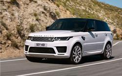 "Triệu hồi hơn 14.000 chiếc Range Rover do lỗi camera lùi bị ""mù"""