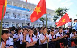 Ninh Thuận: Thầy trò trường THCS – THPT Đặng Chí Thanh bước vào năm học mới trong ngôi trường khang trang, hiện đại