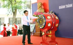 Phó Thủ tướng Vương Đình Huệ dự khai giảng năm học mới tại Thái Bình