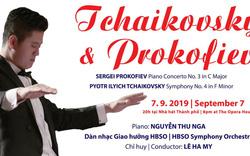 Khán giả yêu âm nhạc sẽ được thưởng thức 2 tác phẩm xuất sắc của âm nhạc Nga tại Việt Nam
