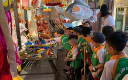 Ngắm đồ chơi Trung thu thời xưa tại Hoàng thành Thăng Long