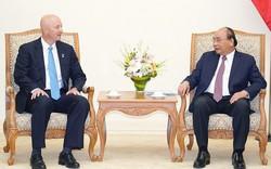 Thủ tướng Nguyễn Xuân Phúc: Việt Nam luôn coi Mỹ là một trong những đối tác quan trọng hàng đầu