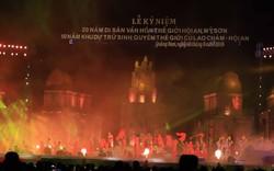 Quảng Nam kỷ niệm 20 năm Di sản Văn hóa Thế giới Hội An, Mỹ Sơn