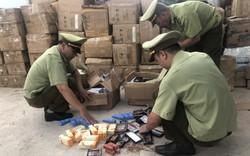 Bắt giữ hơn 26.000 sản phẩm mỹ phẩm nhập lậu