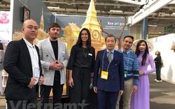 Hàng thủ công mỹ nghệ Việt Nam gây chú ý tại hội chợ quốc tế London