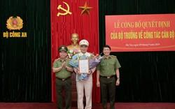 Thiếu tướng Tô Ân Xô được bổ nhiệm giữ chức vụ Chánh Văn phòng Bộ Công an