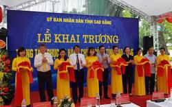 Trung tâm phục vụ hành chính công Cao Bằng đặt tại Bưu điện tỉnh