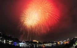 Hà Nội tổ chức bắn pháo hoa mừng năm mới Canh Tý 2020