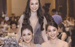 Vợ Tuấn Hưng đọ sắc cùng á hậu Tú Anh và hoa hậu Tiểu Vy