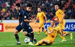 Thất bại cay đắng, HLV Akira Nishino thừa nhận cầu thủ U23 Thái Lan đã tận sức
