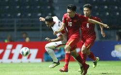 Gặp đối thủ khó, U23 Việt Nam tiếp tục bị cầm chân