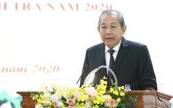 Phó Thủ tướng Thường trực Trương Hòa Bình yêu cầu tập trung thanh tra các lĩnh vực nhạy cảm, không để phát sinh các vụ việc nóng