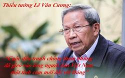 """Thiếu tướng Lê Văn Cương: """"Tổng Bí thư, Chủ tịch nước Nguyễn Phú Trọng là người góp phần tạo nên lịch sử của Đảng ta"""""""