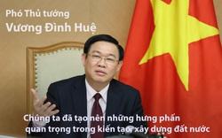 Ngày đầu năm mới, Phó Thủ tướng Vương Đình Huệ dự báo kinh tế Việt Nam năm 2020