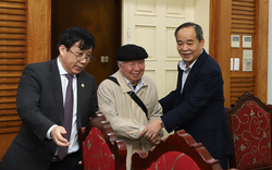 Lãnh đạo Bộ VHTTDL gặp mặt cán bộ hưu trí về công tác Đảng qua các thời kỳ