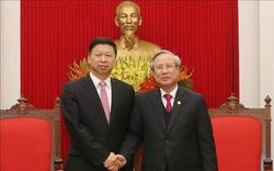 Thường trực Ban Bí thư: Phát triển quan hệ hữu nghị truyền thống Việt Nam-Trung Quốc là đòi hỏi tất yếu, phù hợp với nguyện vọng của nhân dân hai nước