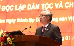 Ông Trần Quốc Vượng: Đề xuất những giải pháp nâng cao năng lực lãnh đạo và sức chiến đấu của Đảng