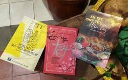 Bộ 3 sách Tết về phong tục tập quán, thú vui và sự ăn chơi ngày Tết