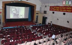 Tổ chức Đợt phim Kỷ niệm 90 năm Ngày thành lập Đảng Cộng sản Việt Nam và mừng Xuân Canh Tý 2020