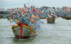 Bình Thuận: Lễ hội Cầu ngư được công nhận là Di sản văn hóa phi vật thể quốc gia